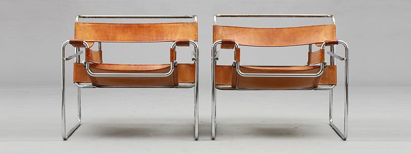 Wassily Chair - Marcel Breuer (1927) Header22