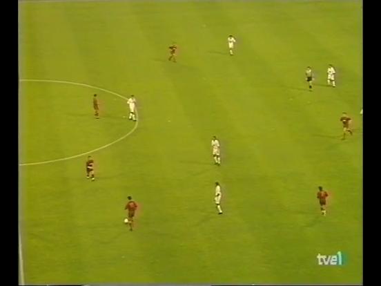 Homenaje a Butragueño 1995 - Real Madrid Vs. AS Roma (414p) (Castellano) A25rmr12