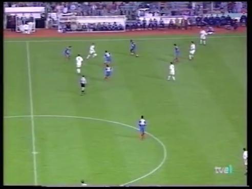 Homenaje a Juanito 1994 - Real Madrid Vs. Paris Saint Germain (360p) (Castellano) Homena13