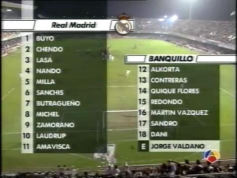 Trofeo Bahía de Cartagena 1994 - Real Madrid Vs. Feyenoord (360p) (Castellano) Trofeo10