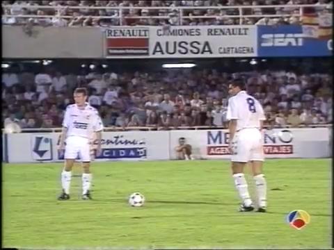 Trofeo Bahía de Cartagena 1994 - Real Madrid Vs. Feyenoord (360p) (Castellano) Trofeo11
