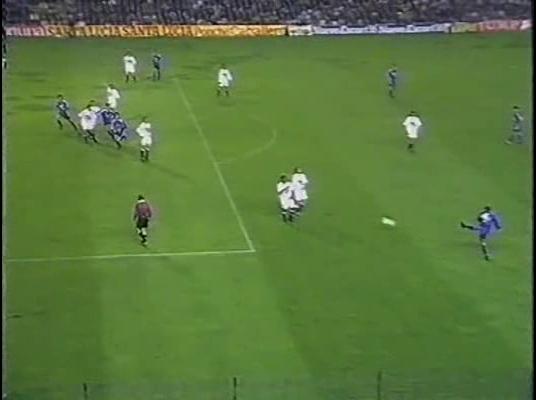 Copa del Rey 1994/1995 - Octavos de Final - Vuelta - Valencia CF Vs. Real Madrid (400p) (Valenciano) Val21r10