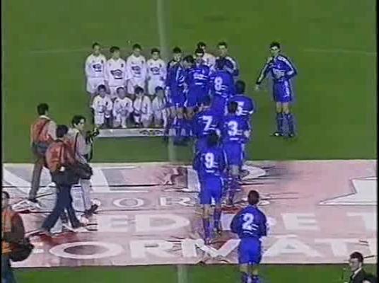 Copa del Rey 1994/1995 - Octavos de Final - Vuelta - Valencia CF Vs. Real Madrid (400p) (Valenciano) Val21r11
