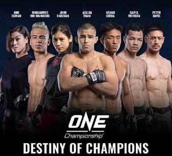 ONE Championship: Destiny of Champions - Resultados en directo. One_ch10
