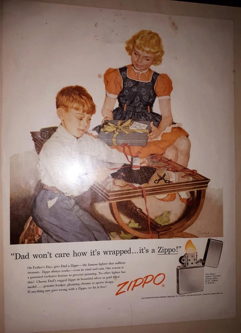 Fac similé zippos anciens 1956_10