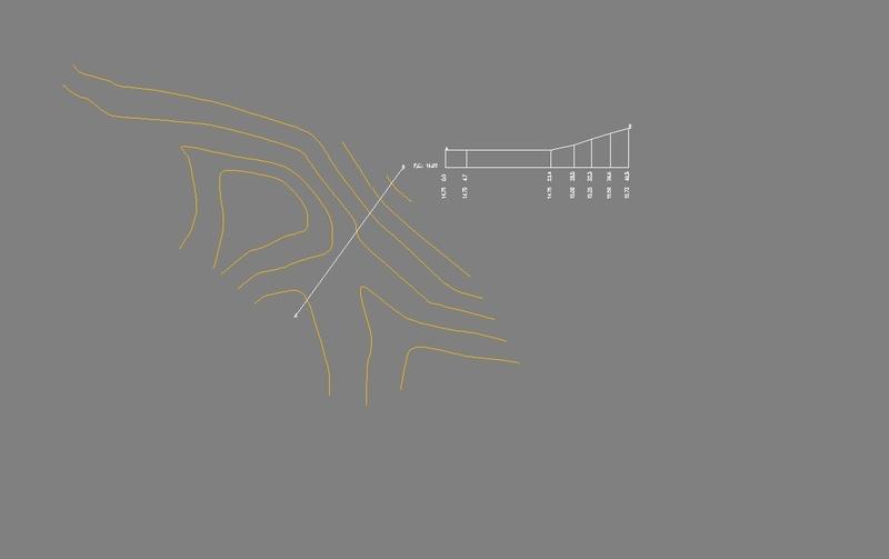 Perfil de Terreno Dibujo11