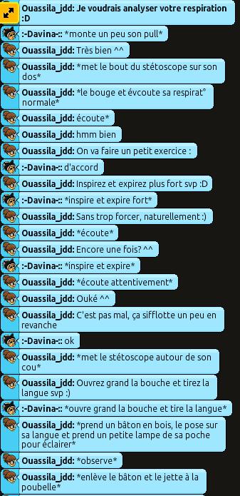 [C.H.U] Rapports d'action RP de Ouassila_jdd 210
