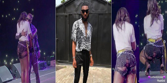 Styist Swanky Jerry Slams People Trolling Tiwa Savage's Outfit To Afro Republik Swanky10