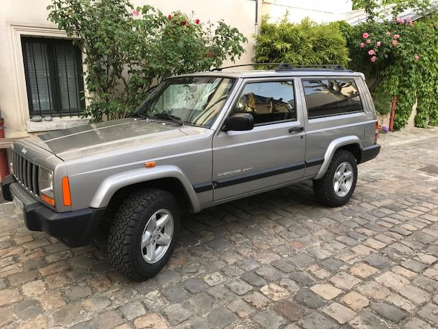 Cherokee xj 4.0 Jeep10