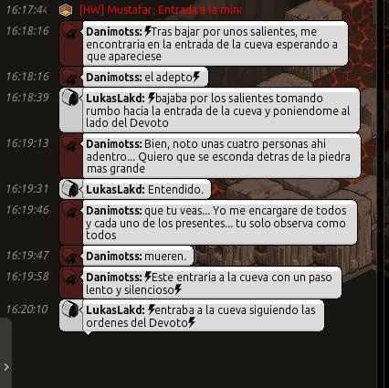 [ROLEO DE KALSUNOR] LAVA Y MATONES Roleo111