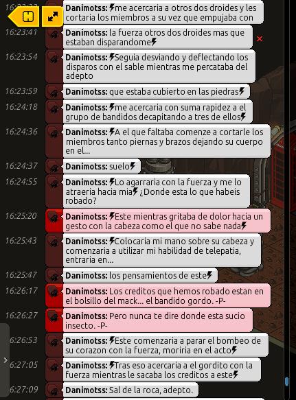 [ROLEO DE KALSUNOR] LAVA Y MATONES Roleo115