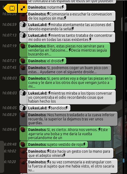 [ROLEO DE KALSUNOR] LAVA Y MATONES Roleo910