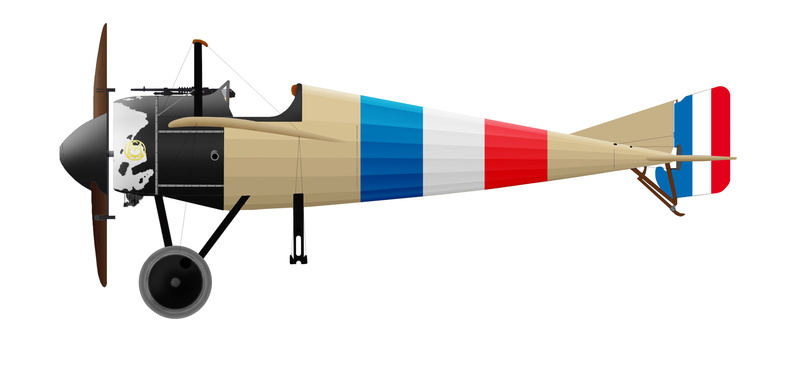 Morane Saulnier type N Morane10