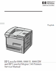 service - Инструкции (Service Manual, UM, PC) фирмы Hewlett Packard (HP). - Страница 2 Hp_sm_22