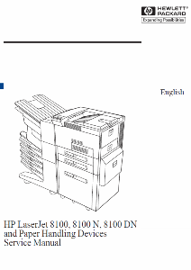 service - Инструкции (Service Manual, UM, PC) фирмы Hewlett Packard (HP). - Страница 2 Hp_sm_24