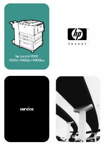 service - Инструкции (Service Manual, UM, PC) фирмы Hewlett Packard (HP). - Страница 2 Hp_sm_25
