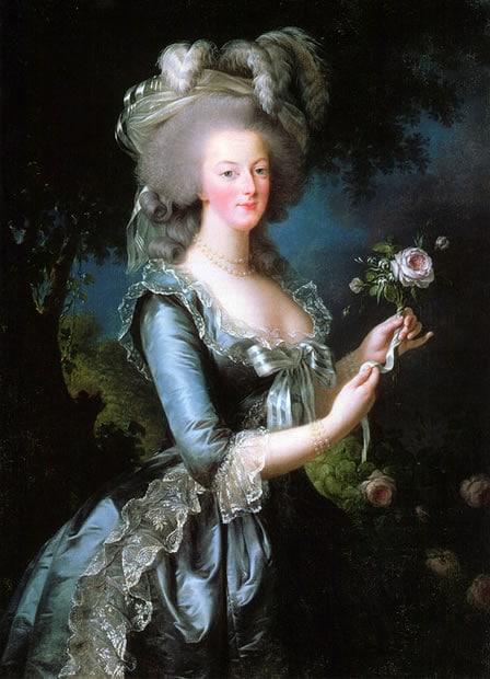 Marie-Antoinette, révélation (et révolution) de la haute couture Marie-11