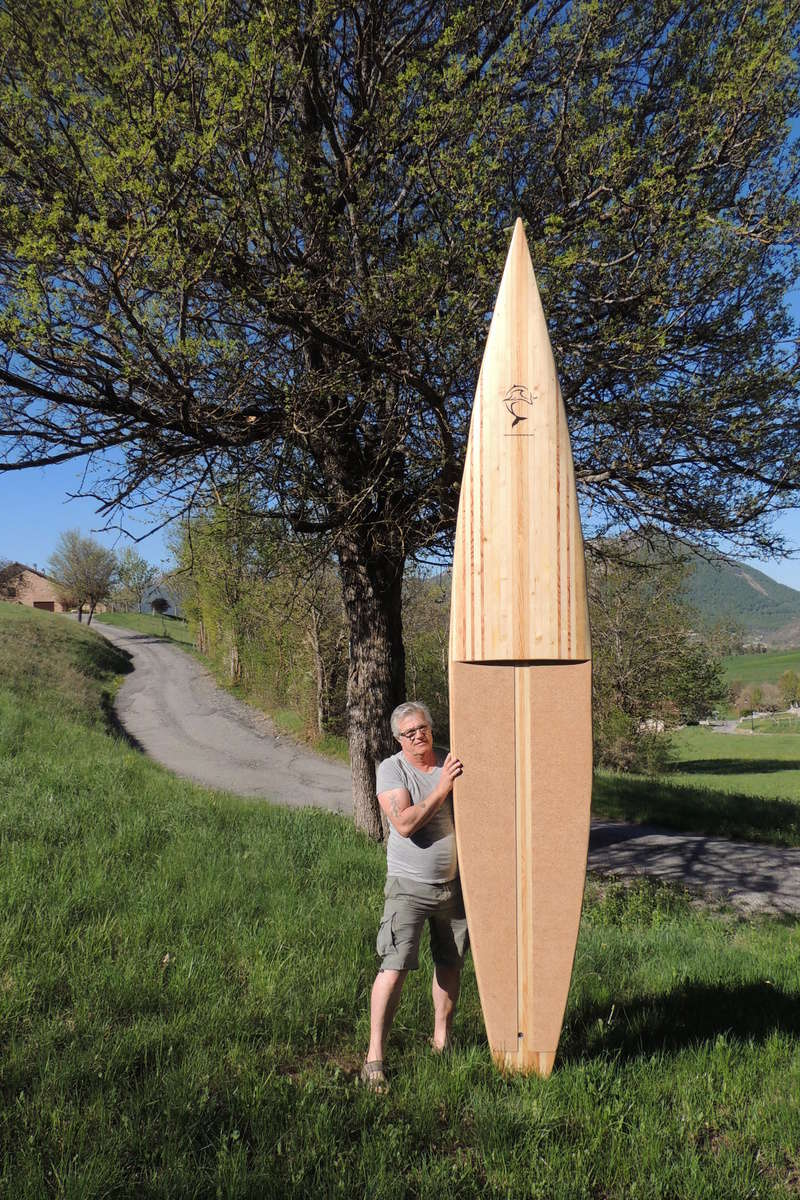 Stand Up Paddle Cascade 14`comme neuf 1400euros Dscn6912