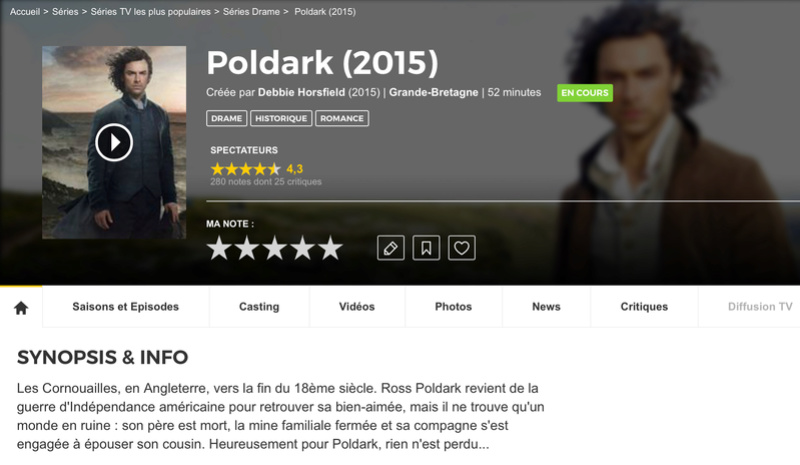 Poldark 36971310