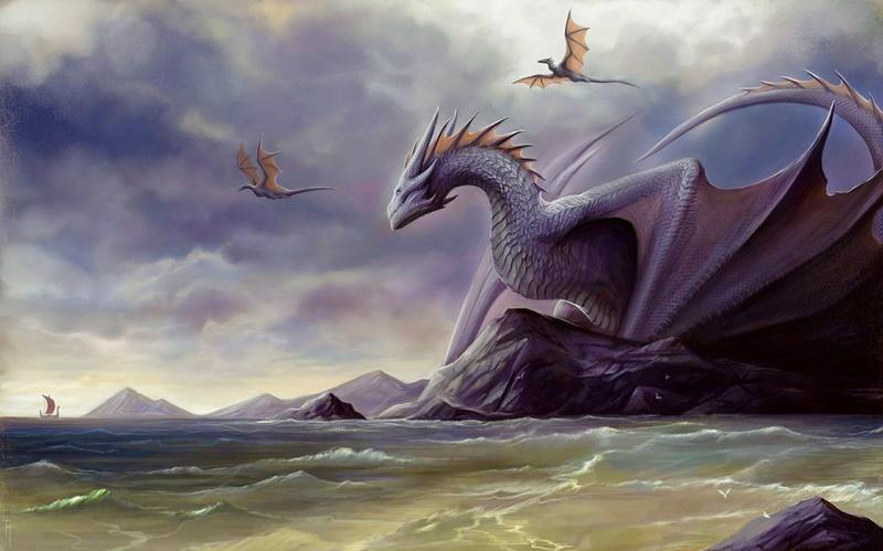 The White Spirit| Bluinse Aodhgan ID Dragon12