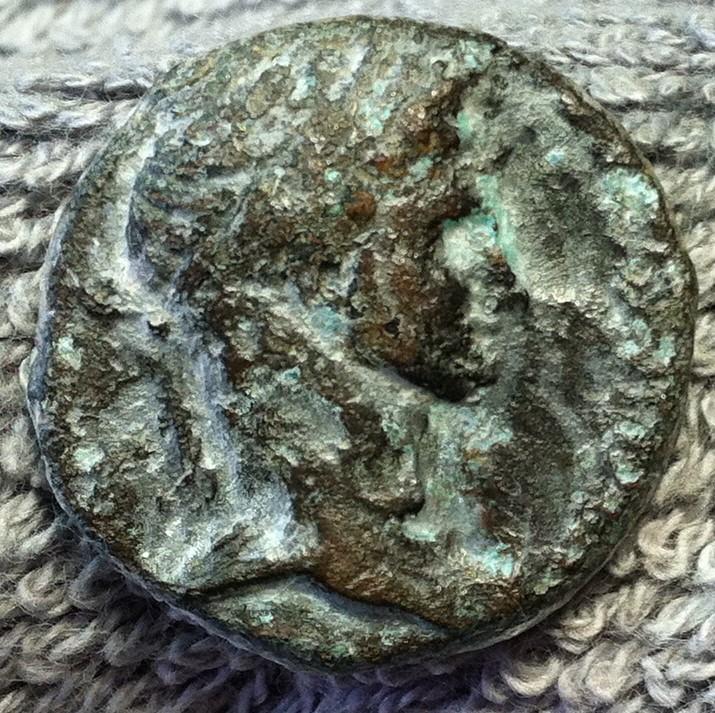 AE22 provindicial de Sidon (Fenicia) de Trajano. Europa sedente sobre toro. Img_rp11