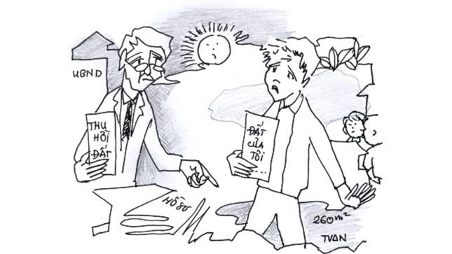 Quy định thu hồi đất theo Luật Đất đai năm 2013 Thu_ho10