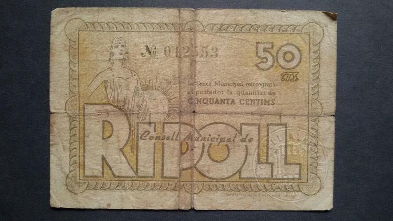50 Céntimos Ripoll, 1937 Photo_18