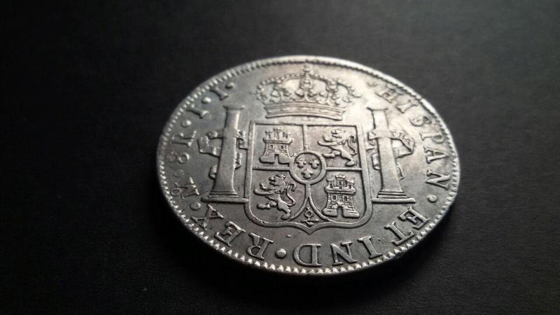 8 Reales México 1819, Fernando VII Photo_21