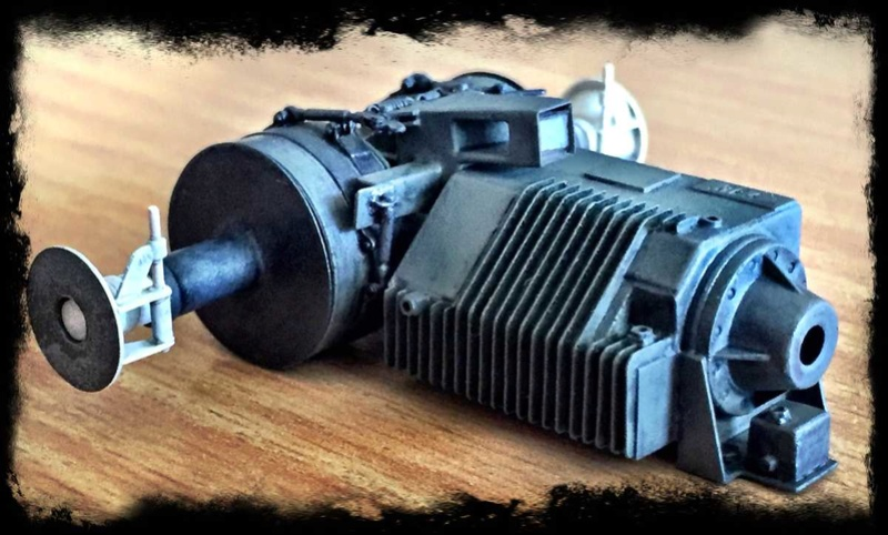 PzKpfw 38(t), model-hobby / Weapons of WWII, 1:25 Bild_039