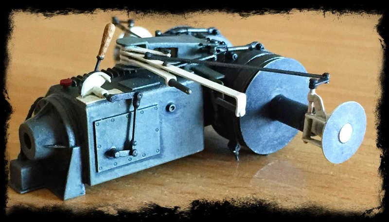PzKpfw 38(t), model-hobby / Weapons of WWII, 1:25 Bild_045