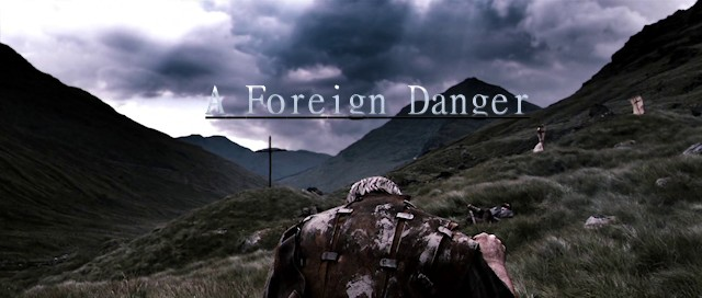 A Foreign Danger (Request Invite) Foreig10
