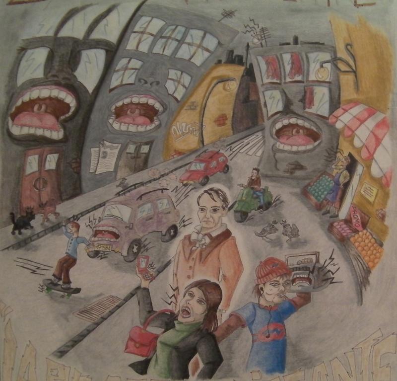 La Caverne de Jeannie ~ peintures, dessins, infographies La_rue10