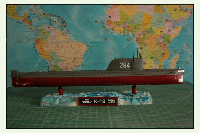 атомные подводные лодки К-19, К-3 Img_9914