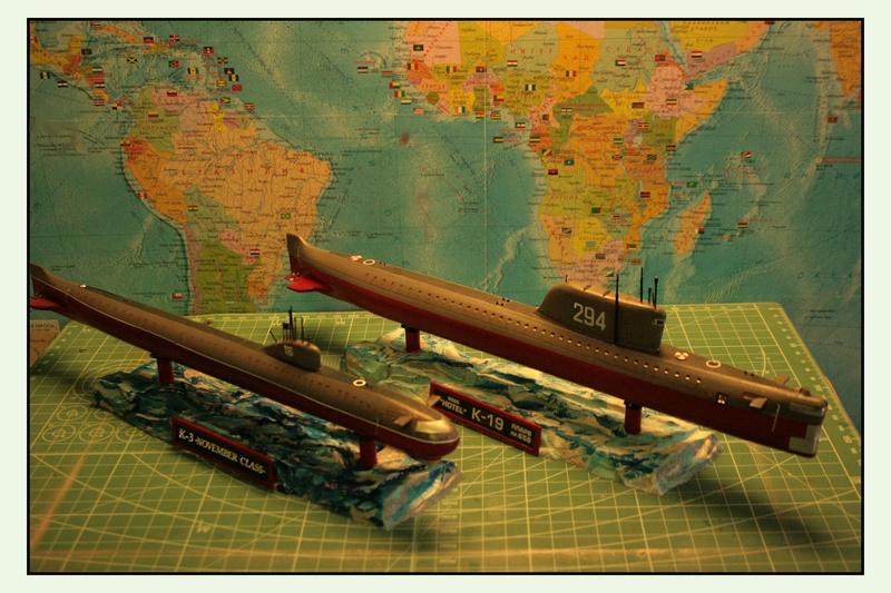 атомные подводные лодки К-19, К-3 Img_9915
