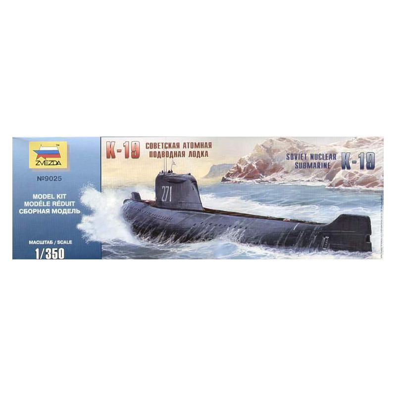 атомные подводные лодки К-19, К-3 Sborna10