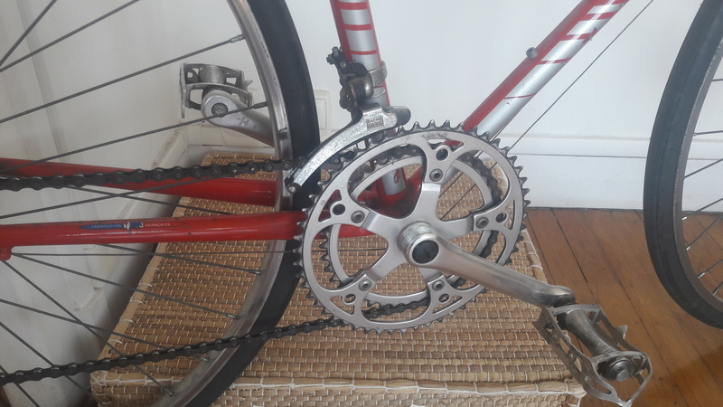 Motobecane super sprint 1020 équipé Huret Sachs  20180512