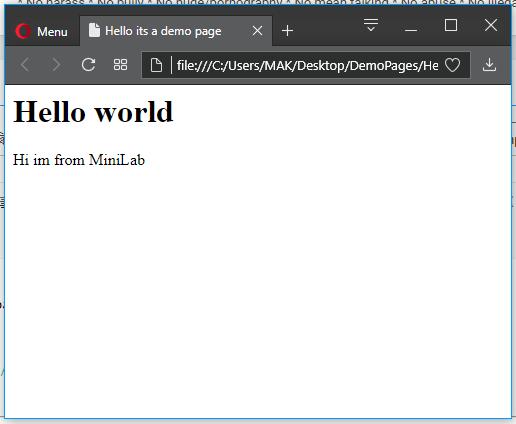 HTML শেখা। দ্বিতীয় পর্ব। #HTML Thisis10