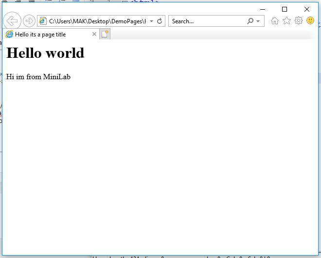 HTML শেখা। তৃতীয় পর্ব। #HTML Thisis11