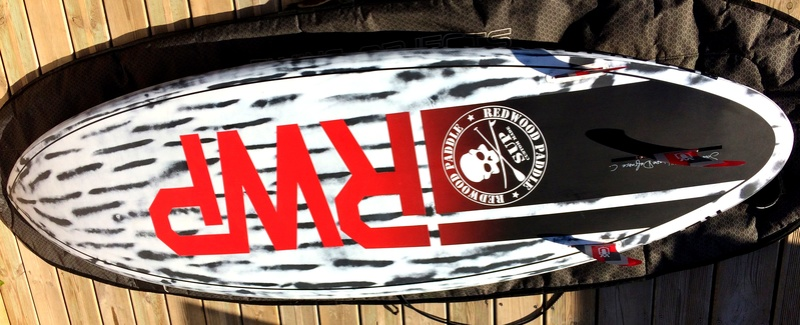 Vends sup redwood paddle source pro Carbon 8'4 à  495 euros Img_0910