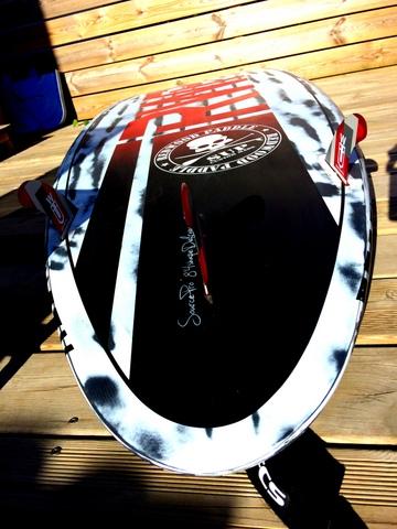 Vends sup redwood paddle source pro Carbon 8'4 à  495 euros Img_1410