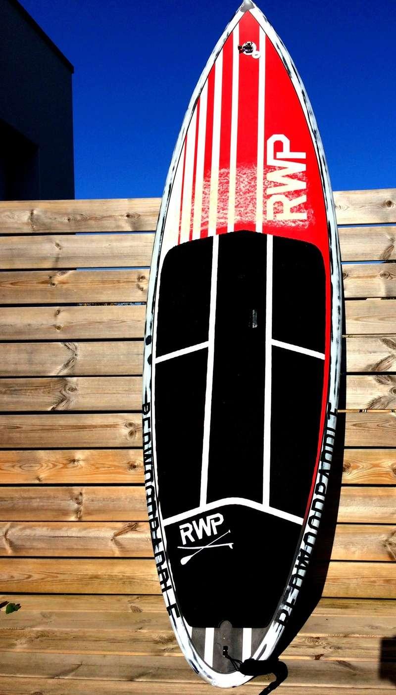 Vends sup redwood paddle source pro Carbon 8'4 à  495 euros Img_1411