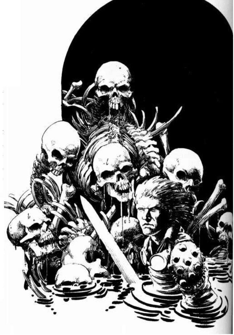 Sesión 122: Las tumbas bajo el agua Ciudad10