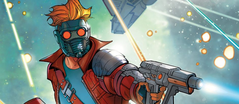 Peter Quill Star Lord  Finalizada Rotato10