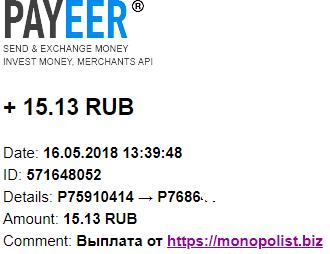 MONOPOLIST. BIZ-экономический симулятор Z36