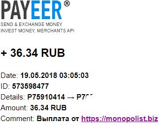 MONOPOLIST. BIZ-экономический симулятор Z48