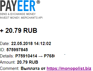 MONOPOLIST. BIZ-экономический симулятор Z53
