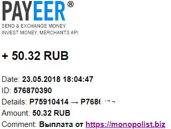 MONOPOLIST. BIZ-экономический симулятор Z57