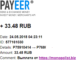 MONOPOLIST. BIZ-экономический симулятор Z59