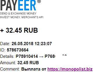 MONOPOLIST. BIZ-экономический симулятор Z65