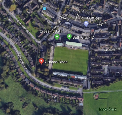 What's wrong with the proposed redevelopment of Twerton Park? Aerial10